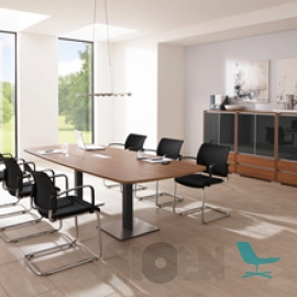 Palmberg - Crew - Conference Table - Square-Foot